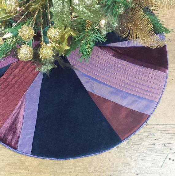 image 0 - Small Purple Christmas Tree