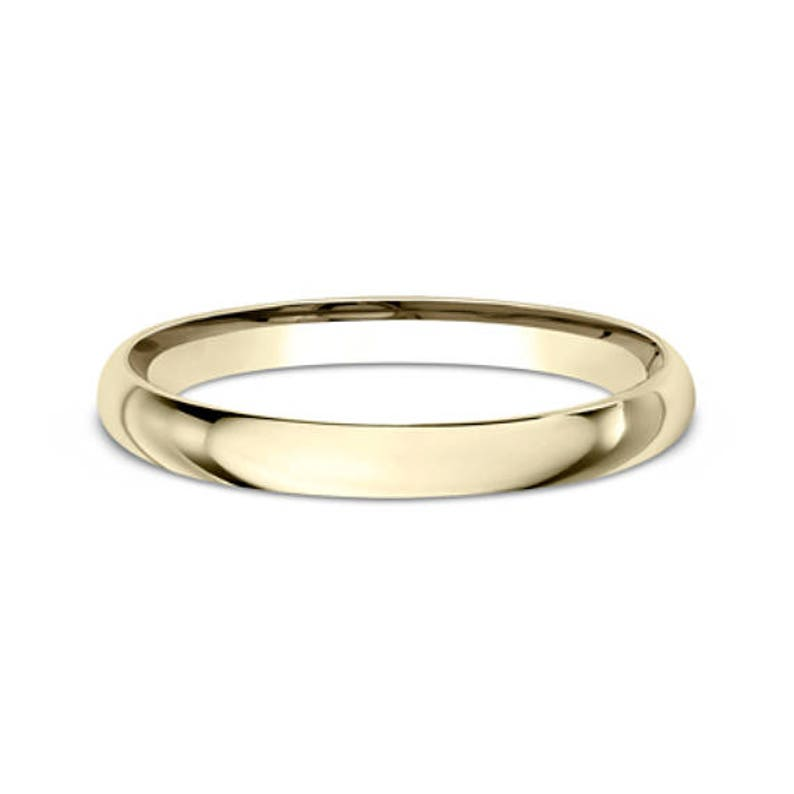 wedding bands for him and her 4mm yellow gold wedding band 14k gold wedding band wedding bands 4mm gold wedding band 4mm wedding band