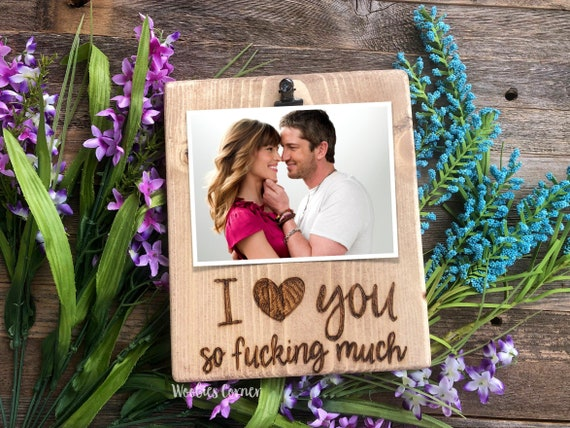 Funny Valentines Day Gift For Him I Love You So Fucking Much Etsy