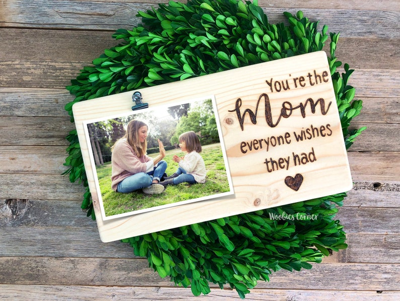 Cool Mom Gift Photo Gifts For Birthday