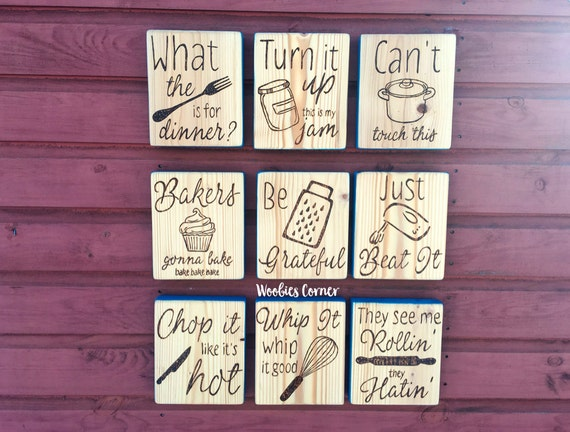 image 0 - Funny Kitchen Signs
