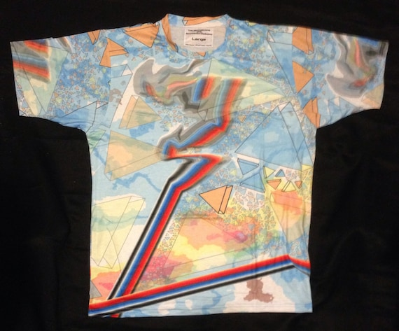 CaLightoScope - Albert Hofmann Full print Sublimation Shirt cY2htF