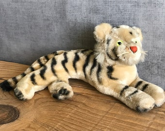 Vintage Stuffed Fiffy the Tiger