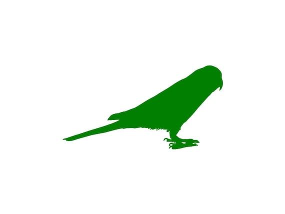 Parrot 4 Vinyl Decal