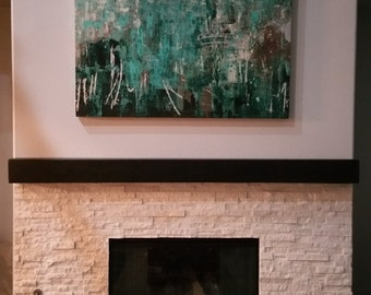 Astounding Fireplace Mantle Etsy Download Free Architecture Designs Grimeyleaguecom