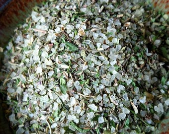 Organic Herbal Sea Salt