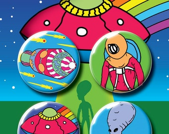 Space Badge Pack #1. Pin Badge. Pin Badges. Badge. Badges. Button Badge. Button Badges. Pins. Pin. Pinback Button. Kids Gift. Childrens Gift