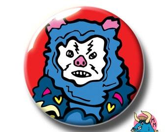 Star Wars Badge. Chief Chirpa Ewok Pin Badge. Star Wars Pin. Pin Badges. Badges. Button Badges. Pinback. Boyfriend Gift. Kids Gift.