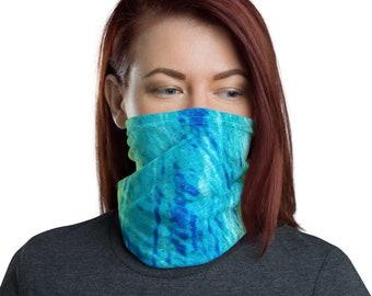 Caribbean Texture Face Cover