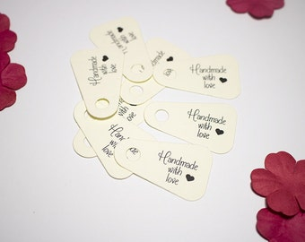 "Tag ""Handmade With Love"""