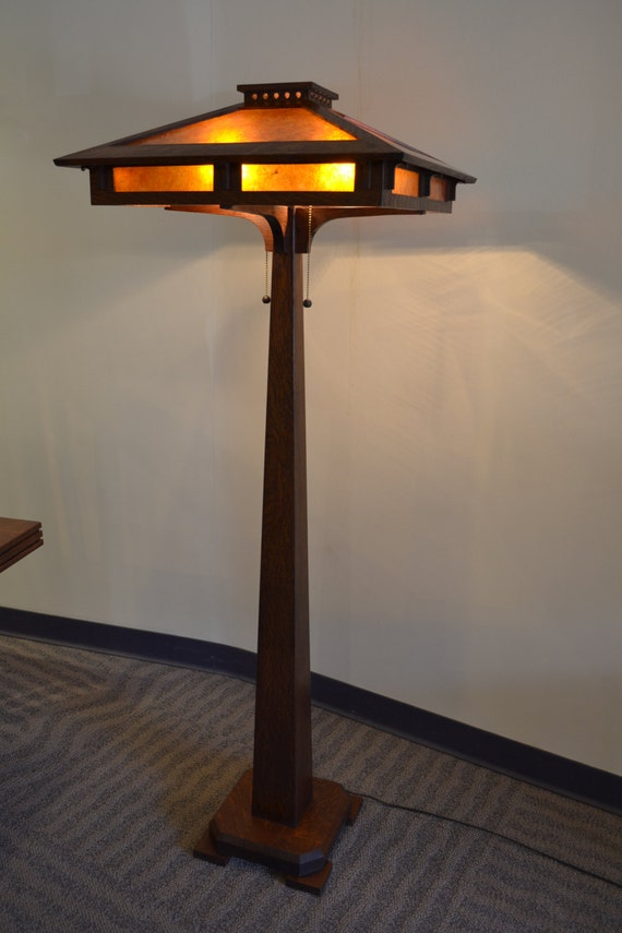 Craftsman lamps, Craftsman lighting