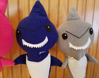 Shark Stuffed Animal