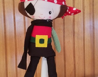 Pirate Doll