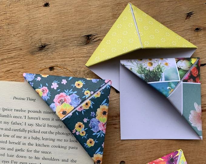 Floral Bookmark Set