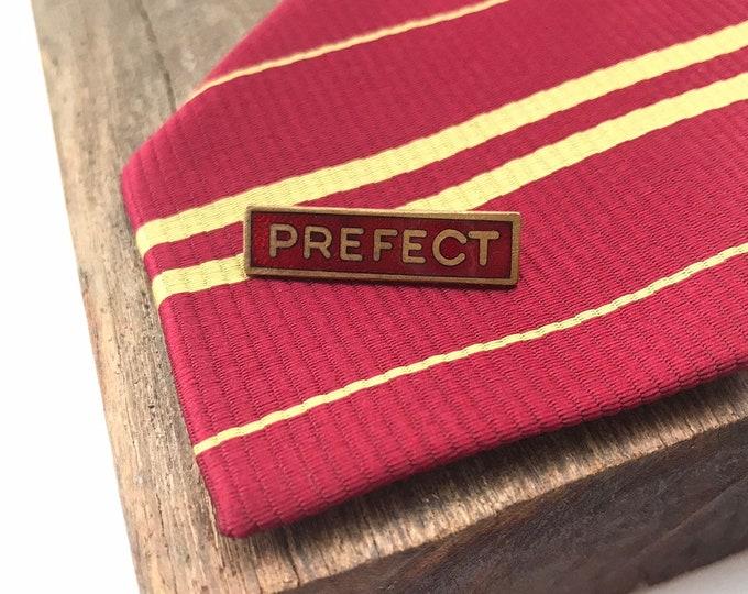Prefect Vintage Pin