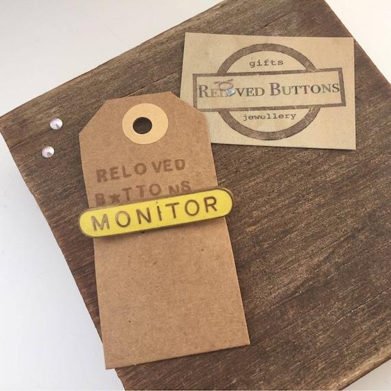 Monitor prefect pin pins harry potter pin leadership gifts staff pin lapel pin staff appretiation enamel pin prefect badge