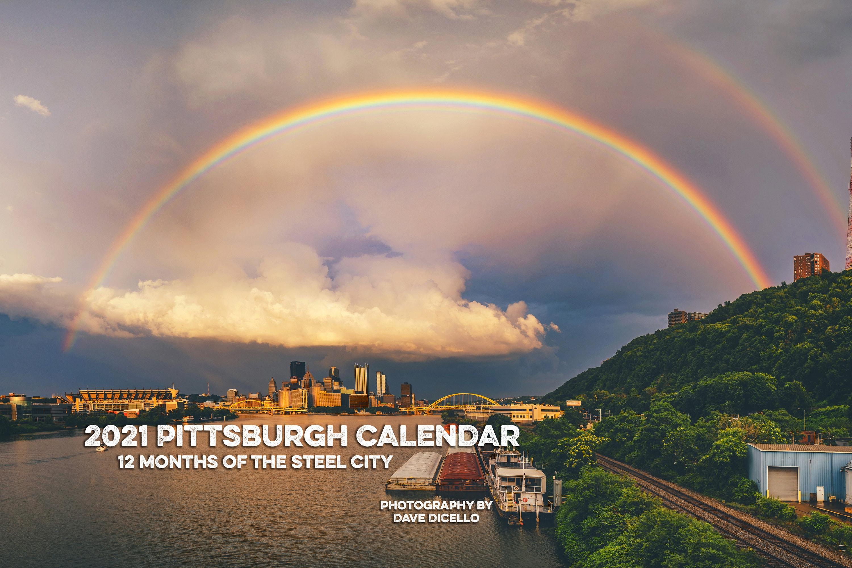 2021 Pittsburgh Calendar
