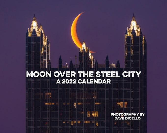 2022 Pittsburgh Moon Calendar