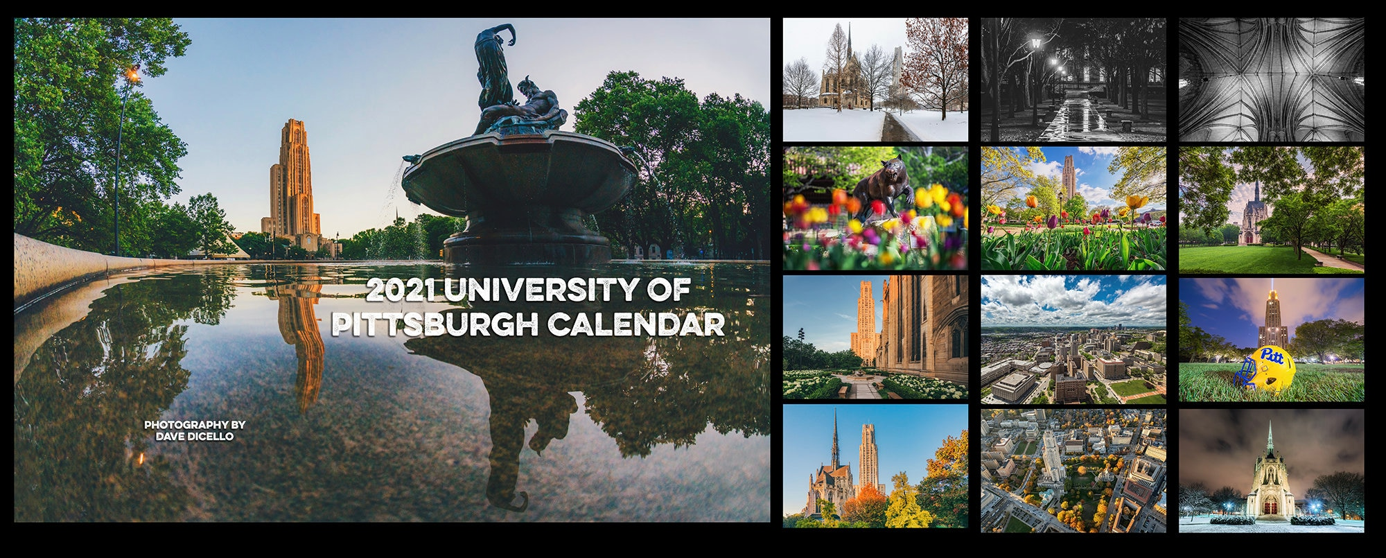Pictures of University Of Pittsburgh Calendar 2021