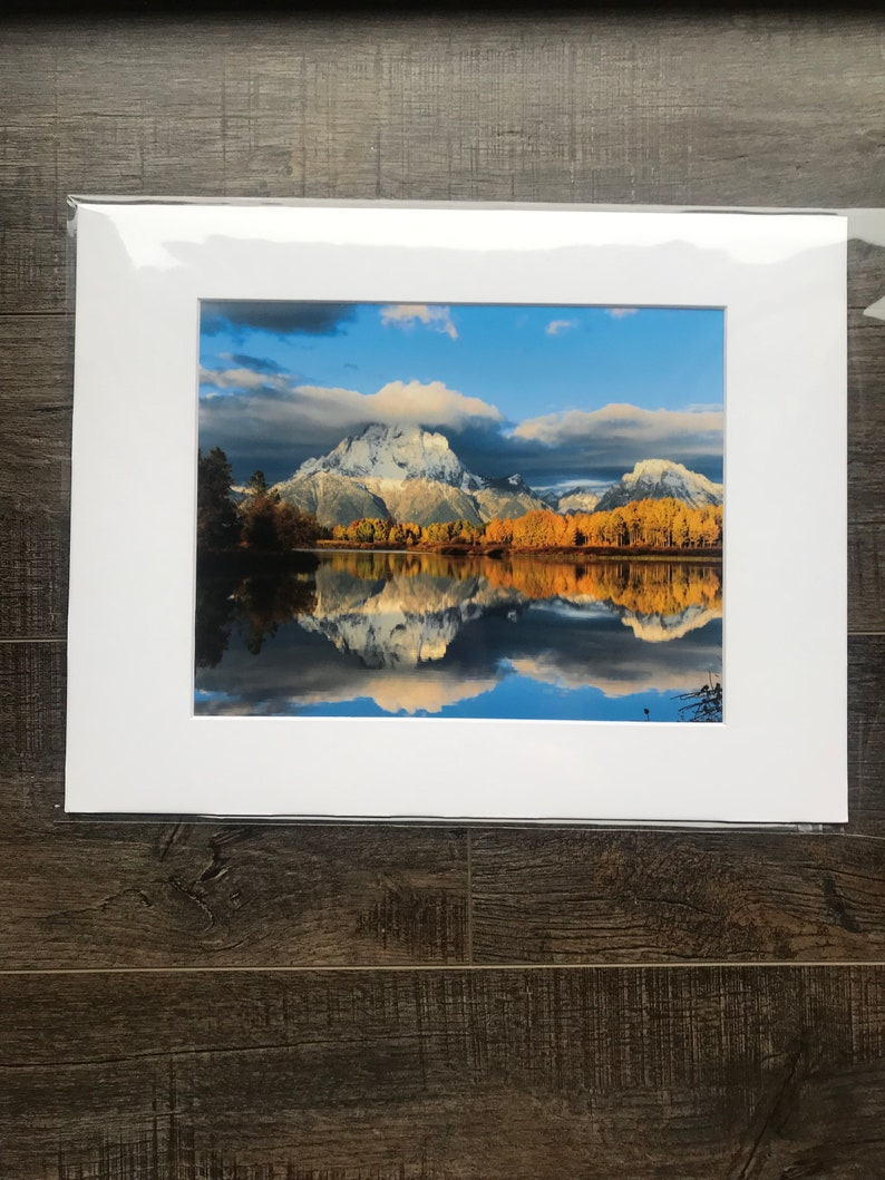Glacier 26X34 DESERT PHOTOGRAPHY Canvas Prints Yosemite Grand Teton National Parks Mountain Photography Home Decor