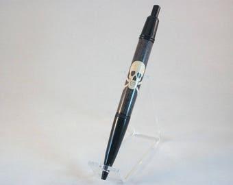 Skull & Crossbones Pirate Pen