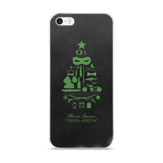 Team Arrow Goes Oliver and Felicity iphone case