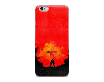 Revenge of the Sith iPhone Case