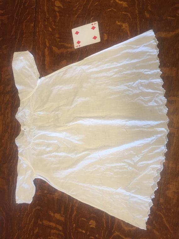 Antique Baby Dress