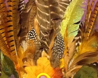 Tribal headdress