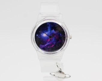 Starry sky,space watch,little star,Sky Full of Stars, Wrist watch, Women watch, Birthday gift, Special gift, valentine's gift