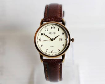 88e3029dd6d7 Leather watch