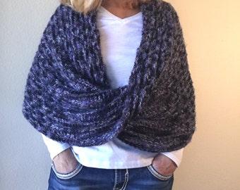 8bf8b474dac Shawls   Ponchos - Original Patterns for the Knitting Loom by ...