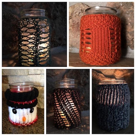 Candle Jar Cozies eBook