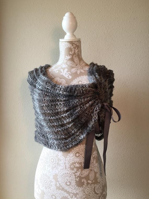 Santa Fe Scarf, Shawl, or Stole - a loom knit pattern