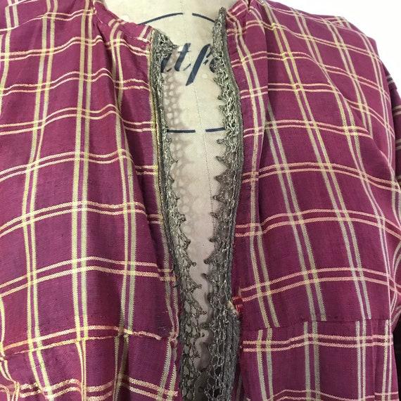Antique Robe - Antique Tunic - Antique Dress - Tra