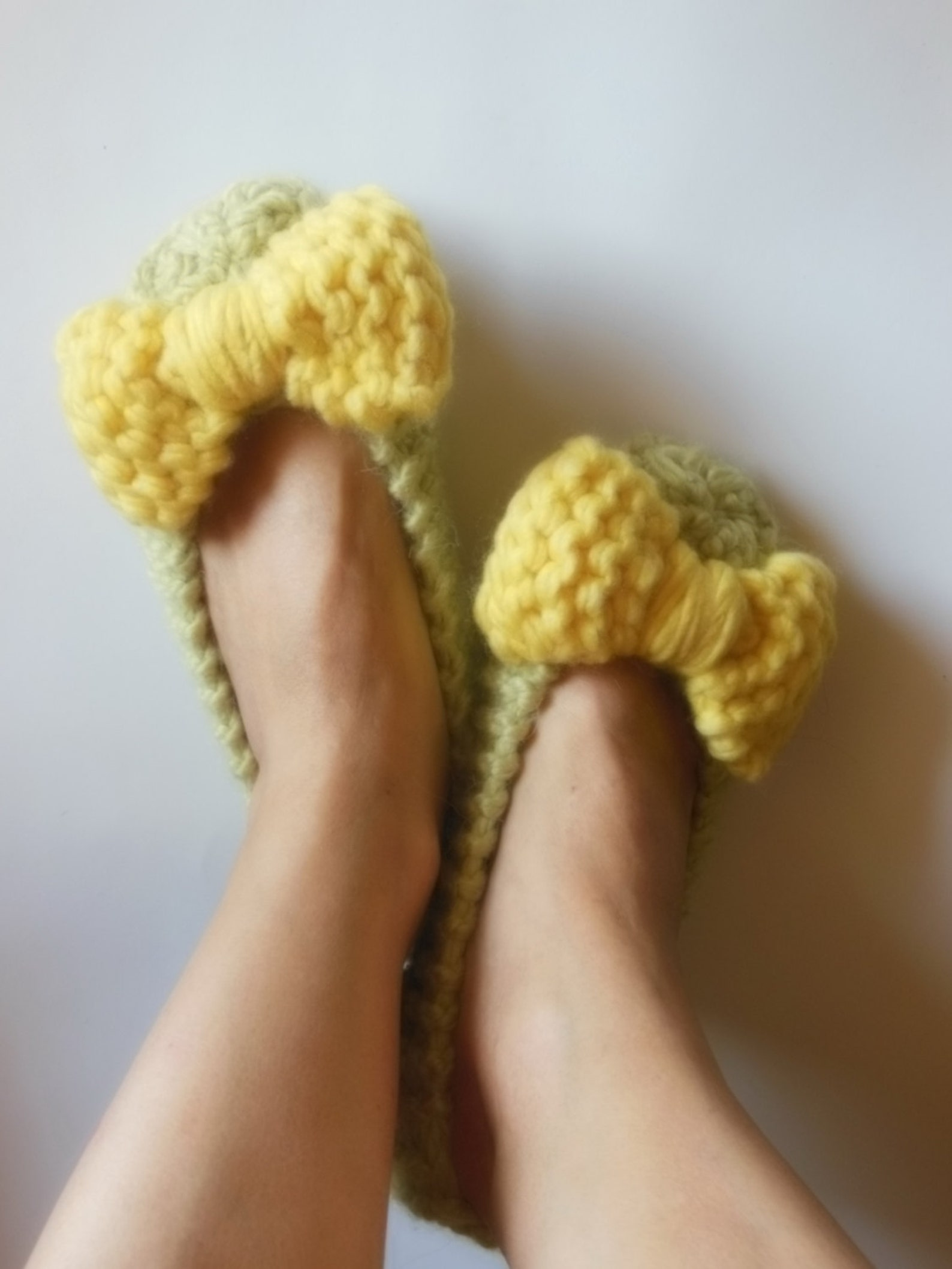 womens slippers, gift wrap, wool slippers, non slip, bow slippers, chunky slippers, wedding flats, home shoes, knitted, ballet f