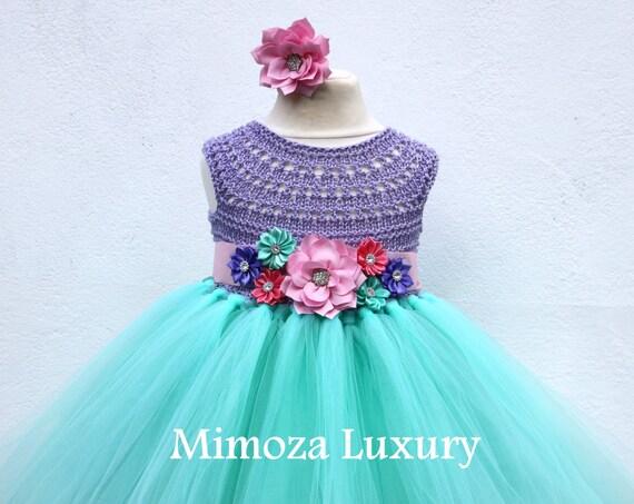 Little Mermaid dress, Ariel dress