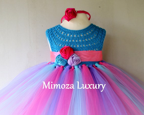 Candyland Birthday girls tutu Dress