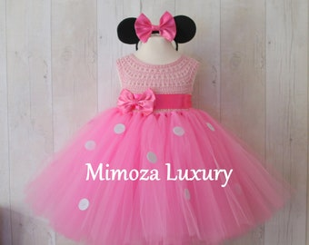 78c6727dc Minnie mouse dress