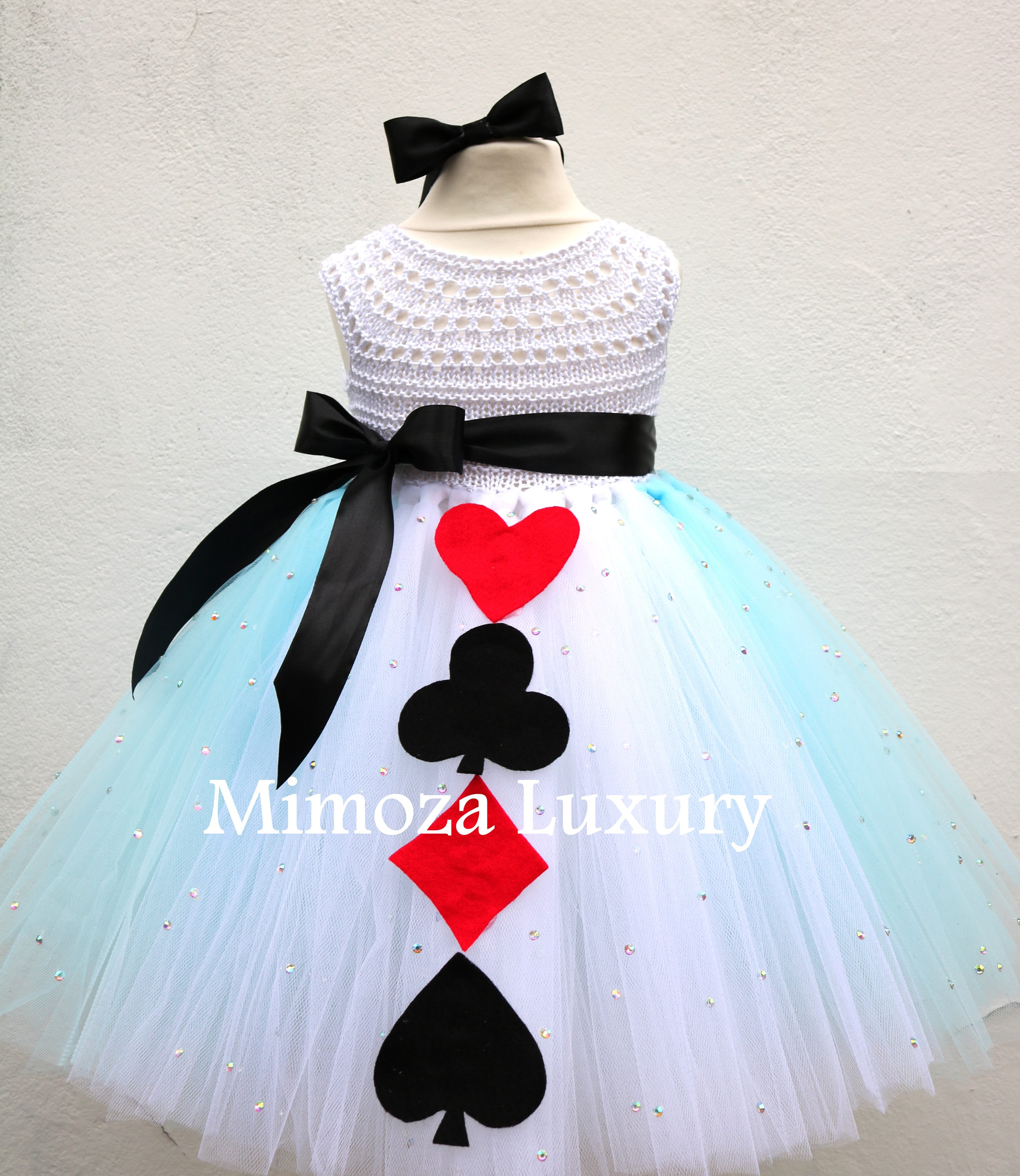 2161593619 Alice in Wonderland Princess tutu dress, Alice costume, Alice outfit ...