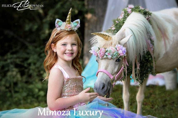Luxury Unicorn Dress
