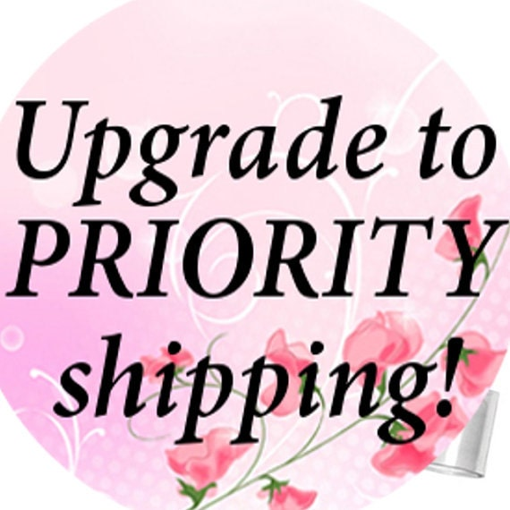 Express shipping upgrade, Shipping duration 1-3 working days after is being Dispatched