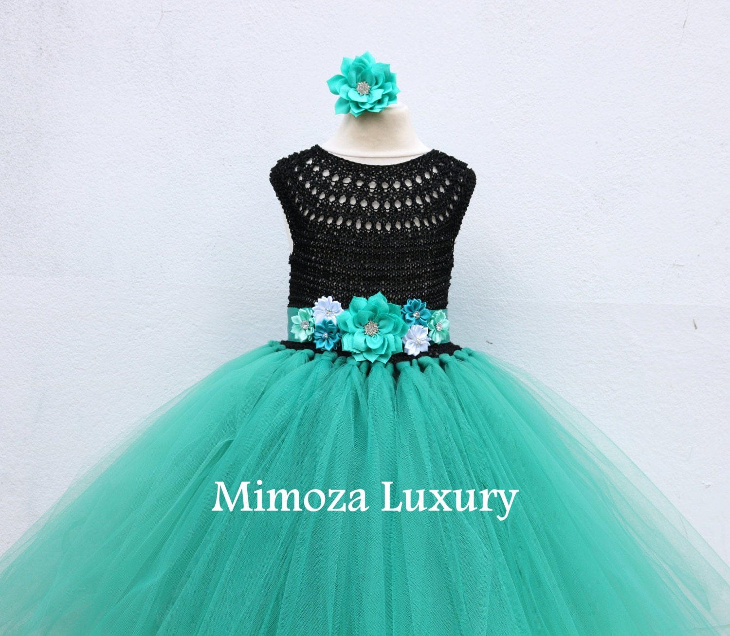a6202c376 Flower Girl Dress Tutu Dress Bridesmaid Dress Princess Dress