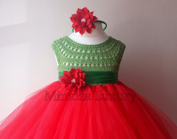 Pixi elf tutu dress, Christmas tutu dress, crochet tutu dress, santa elf tutu dress, christmas outfit, pixi elf outfit