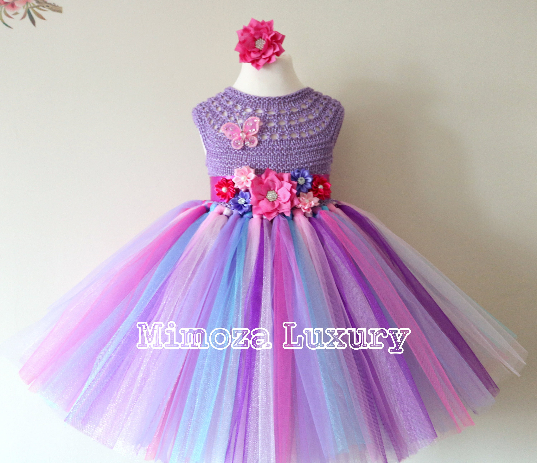 My Little Pony Birthday Tutu Dress Twilight Sparkle