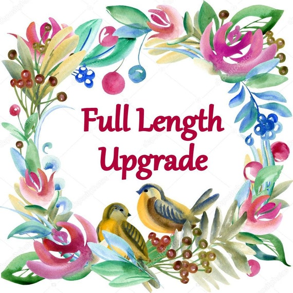 Full Length Upgrade Request