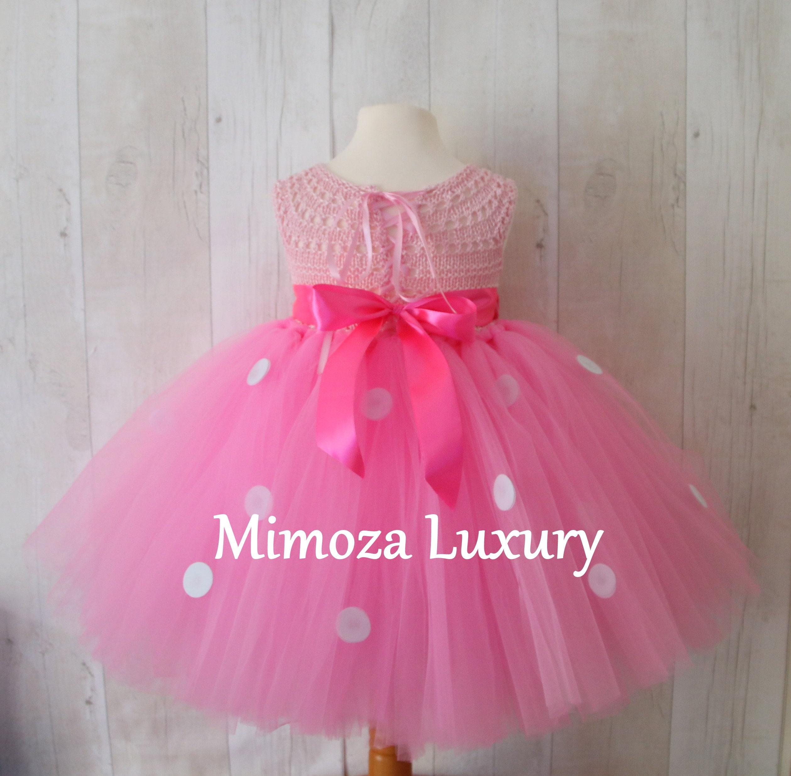 cf68b322a Minnie mouse dress