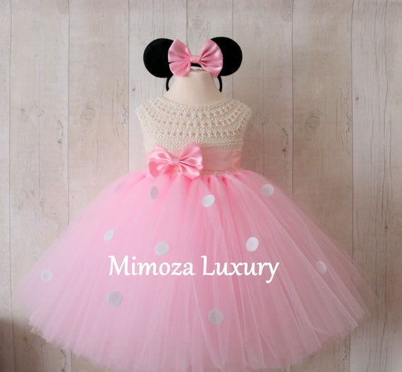 Minnie Mouse Birthday Party Dress