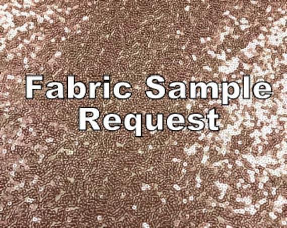Fabric Sample Request