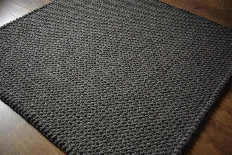 e43eebad6fc Carré de tapis rectangulaire tapis 120 cm 120 cm tapis fait